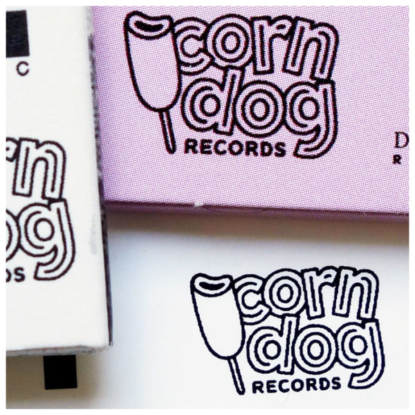 Corn Dog Records (Paris, Fr) ~ Logotype