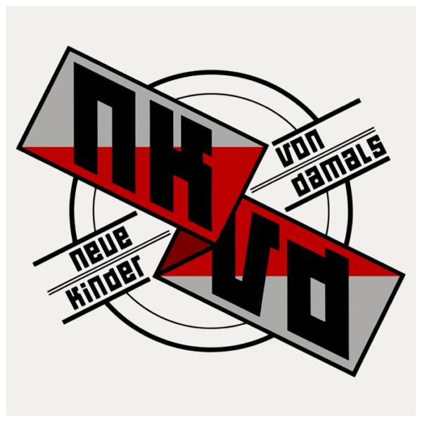 NKVD ~ Punk band (Montreuil, Fr) ~ Logotype