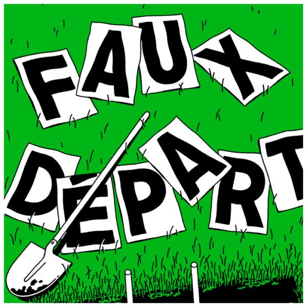Faux Départ ~ Punk (Lyon, Fr) ~ T-Shirt