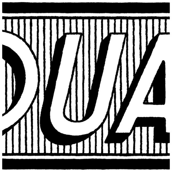 Couac! (Supplément à Picsou Magazine, éd. 2024) ~ Typogramme